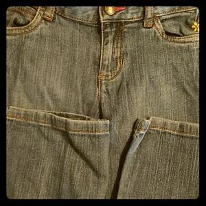 Toddler girl jeans